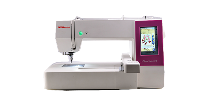 Usha computerized sewing with embroidery janome