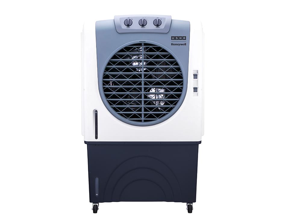 USHA Stellar (20 Litre) air cooler - YouTube