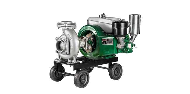 Horizontal Air Cooled Pumpsets