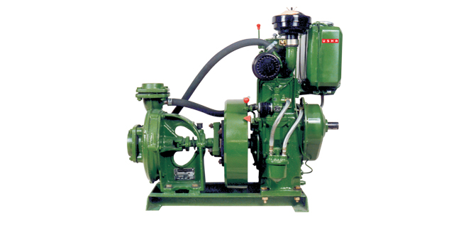 Water Cooled Light Weight non self priming Pumpset