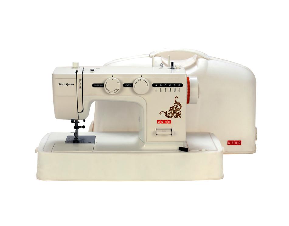 Buy usha stitch queen w o motor online at best price in