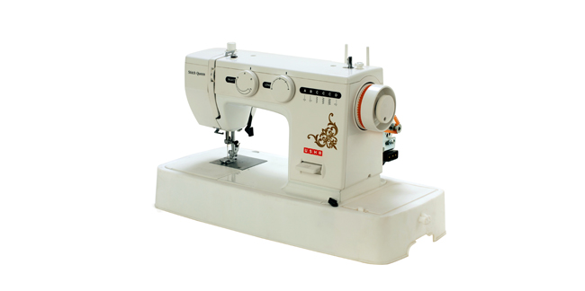 Stitch Queen W/O Motor Flatbed Zig Zag Sewing Machine