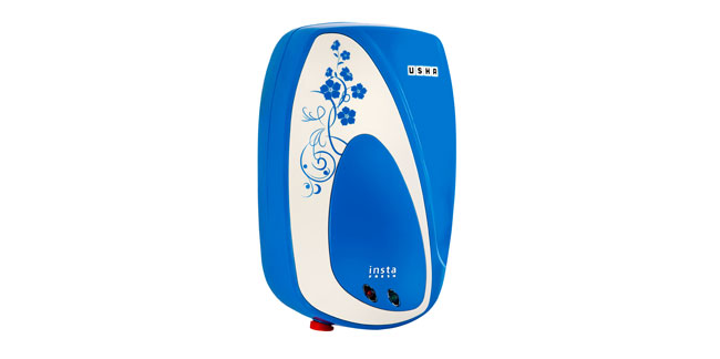 Instafresh 1L Cyan Flower Instant Water Heater