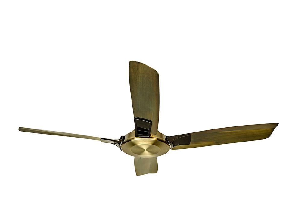 Aldora Premium Ceiling Fan - Antique Copper