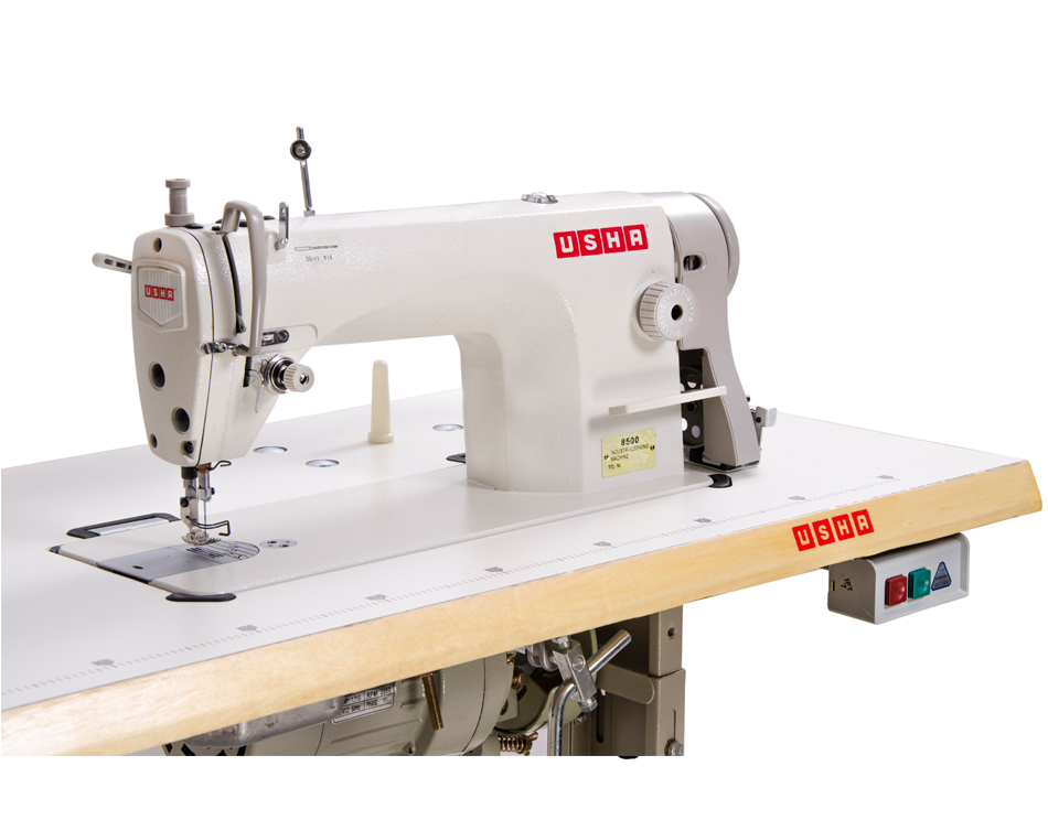 8500 Single Needle Lock Stitch Machine