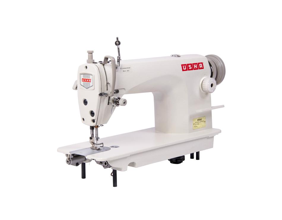 8500B Single Needle Lock Stitch Heavy Duty Machine