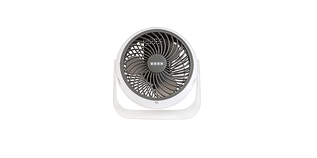 Turbo Multipurpose Fan White 150 mm