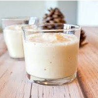 Banana Chai Flavor Smoothie